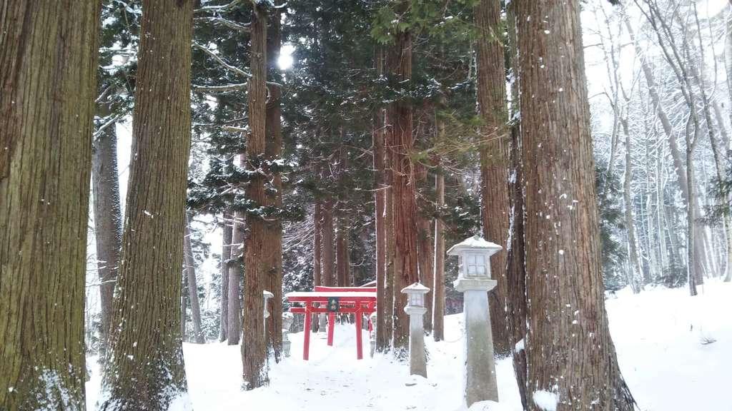 桜松神社の建物その他