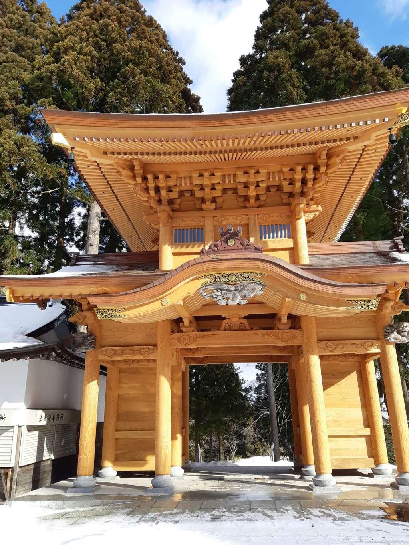 法光寺の山門