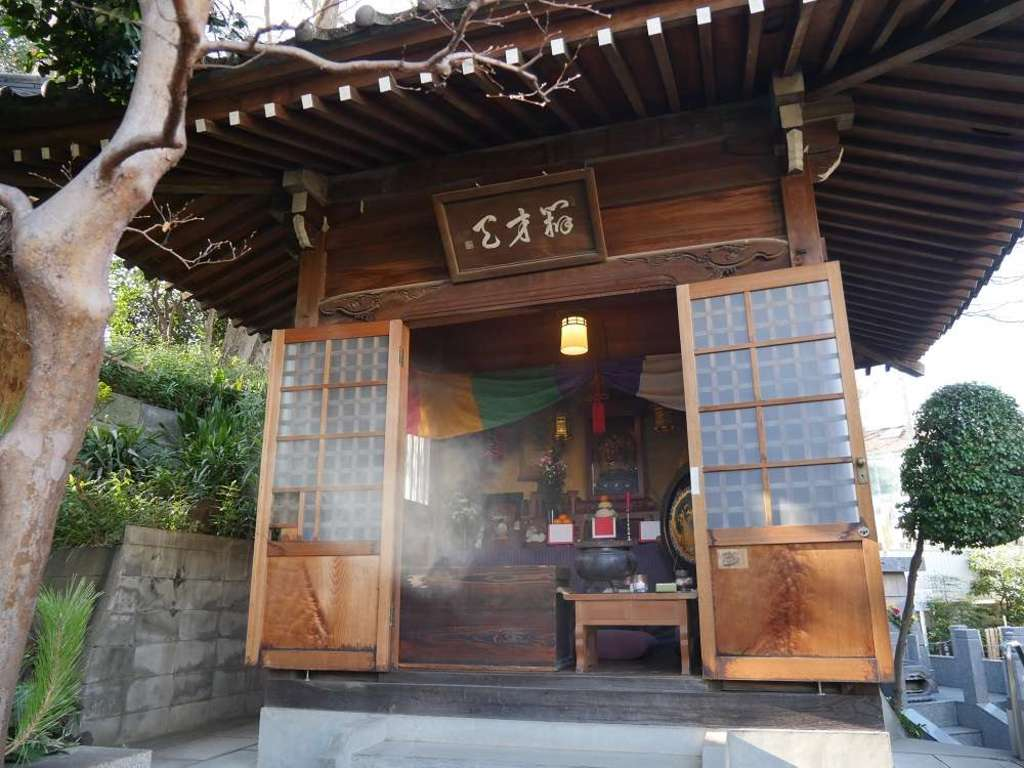 蟠龍寺の本殿