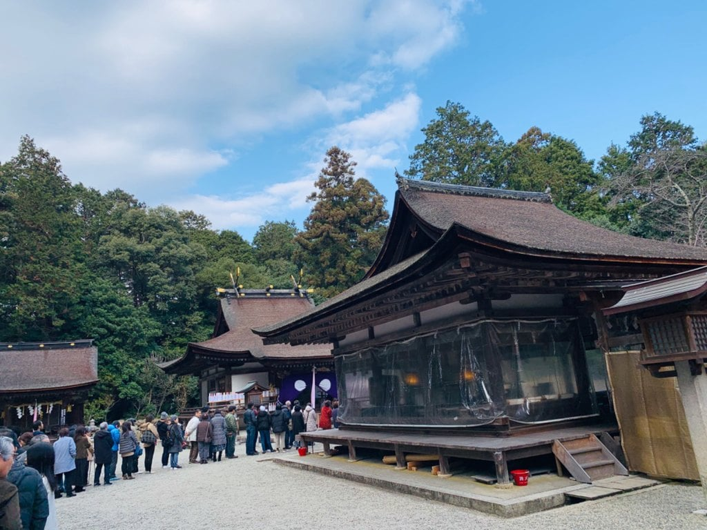 御上神社の建物その他
