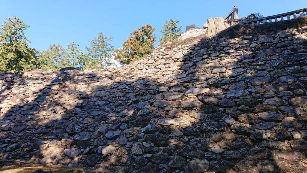 唐澤山神社の周辺
