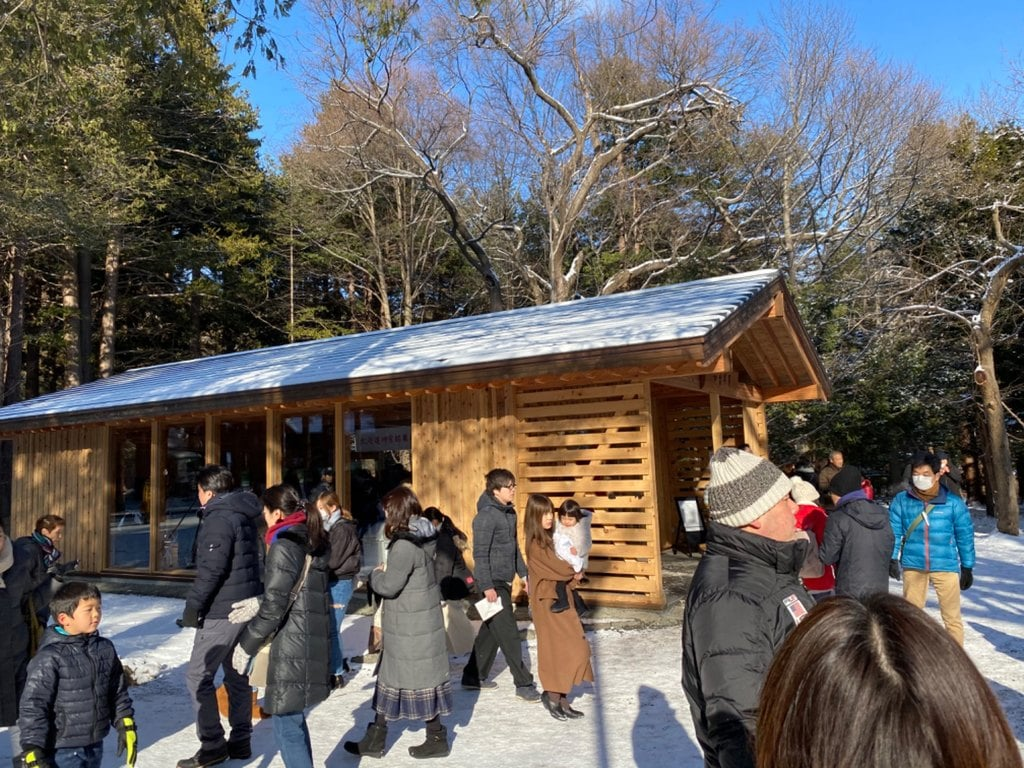 北海道神宮の食事