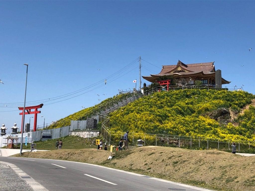 蕪嶋神社の周辺