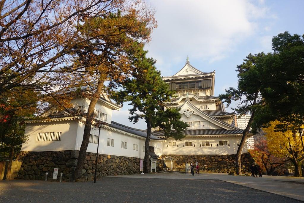 小倉祇園八坂神社の周辺