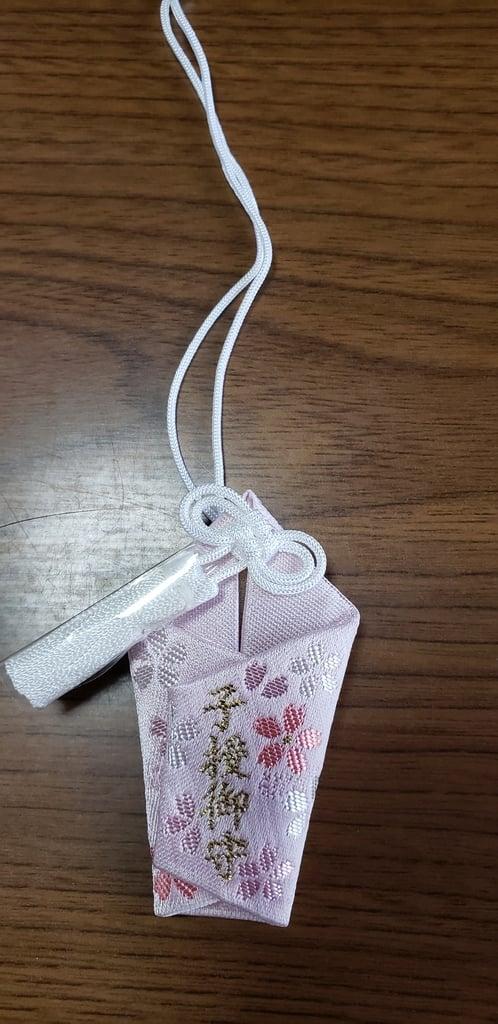 大垣八幡神社のお守り