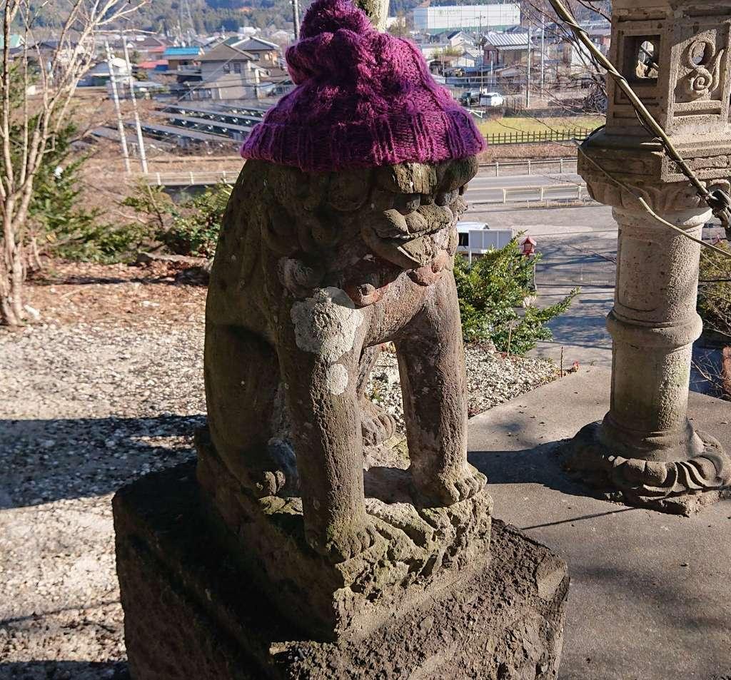 賀茂別雷神社の狛犬