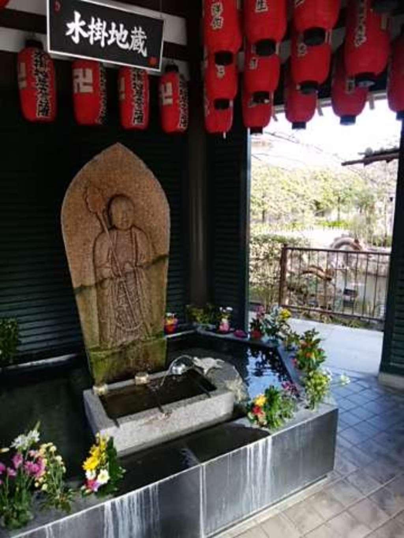 壬生寺の手水