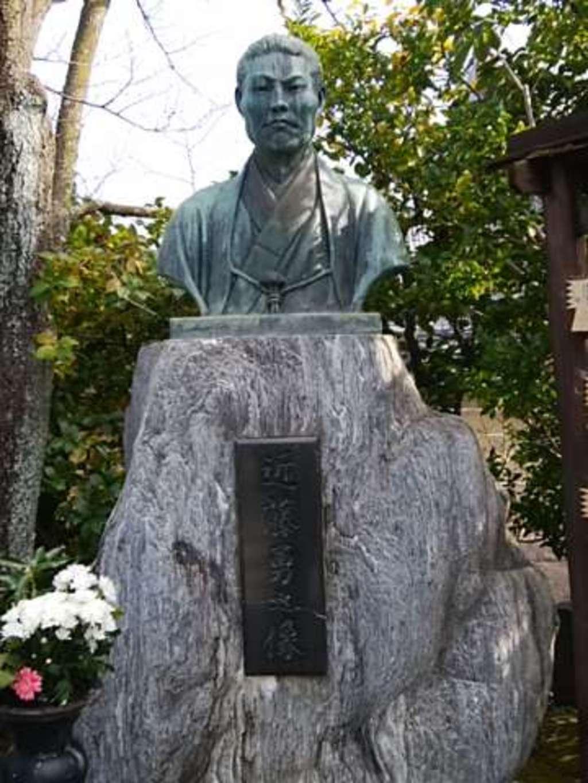 壬生寺の像