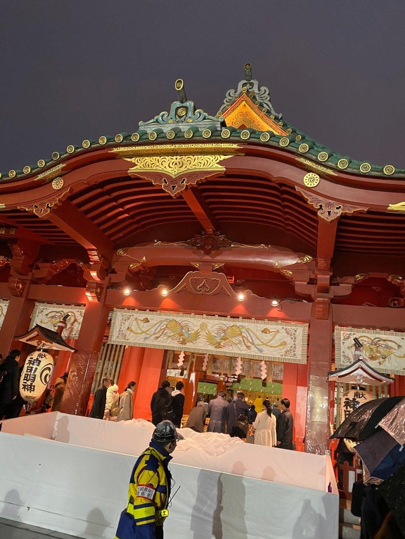 神田神社(神田明神)の初詣