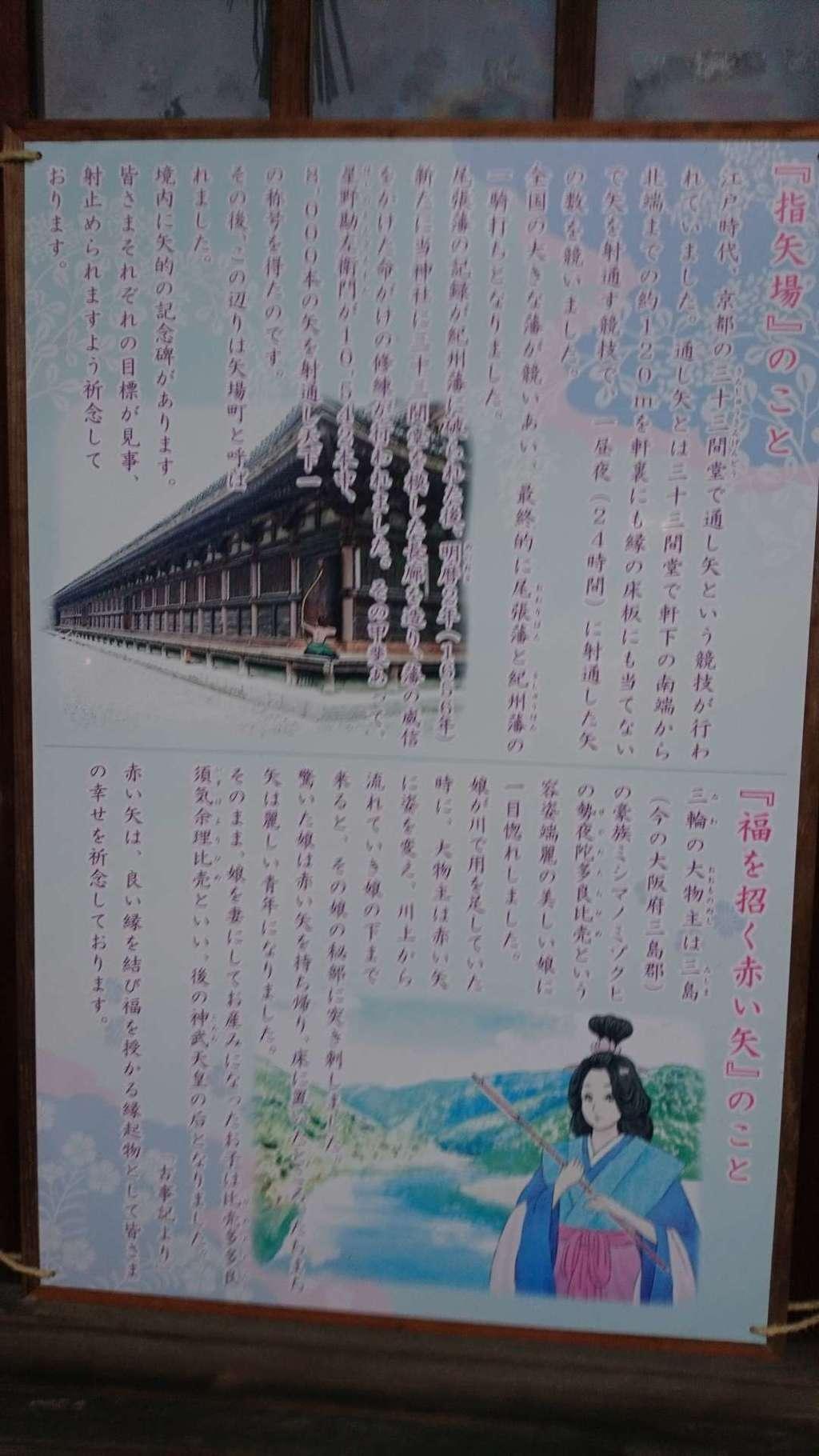 三輪神社の歴史
