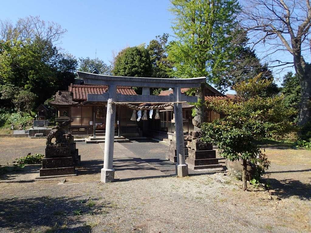 垂水神社の鳥居