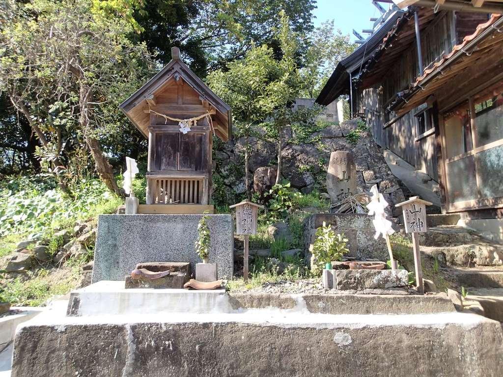 垂水神社の末社