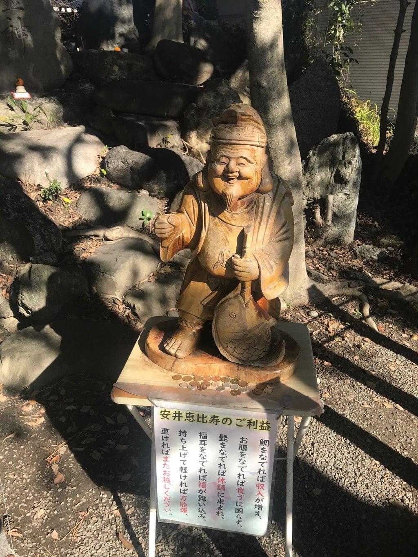 別小江神社の仏像