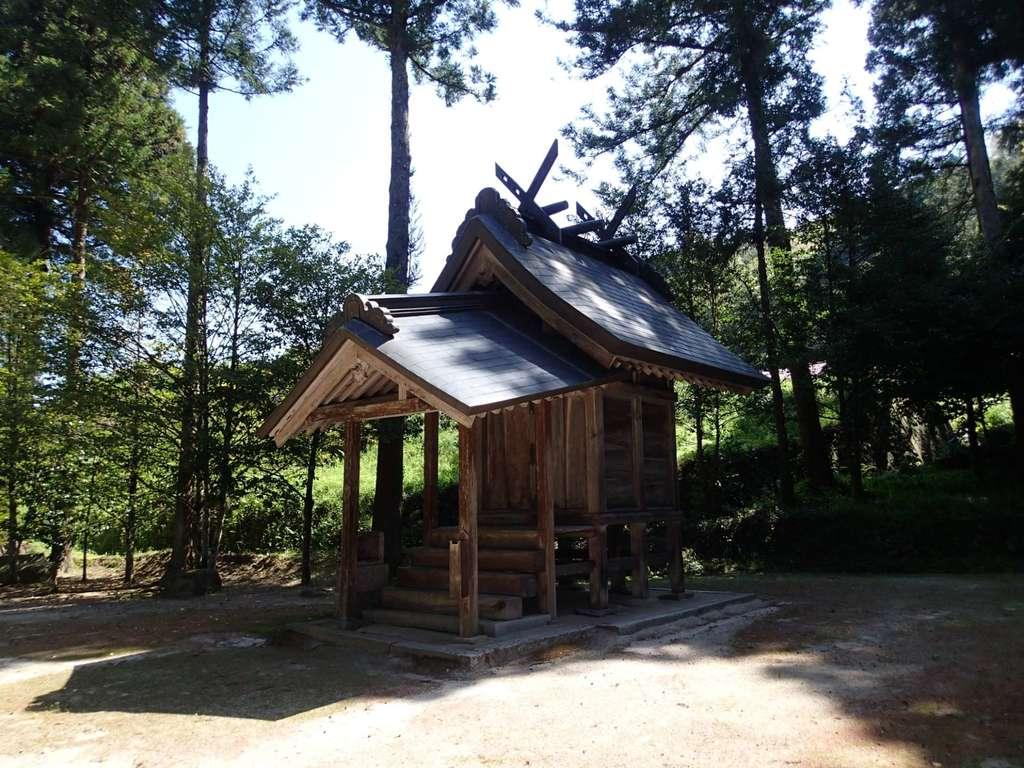 飯石神社の末社