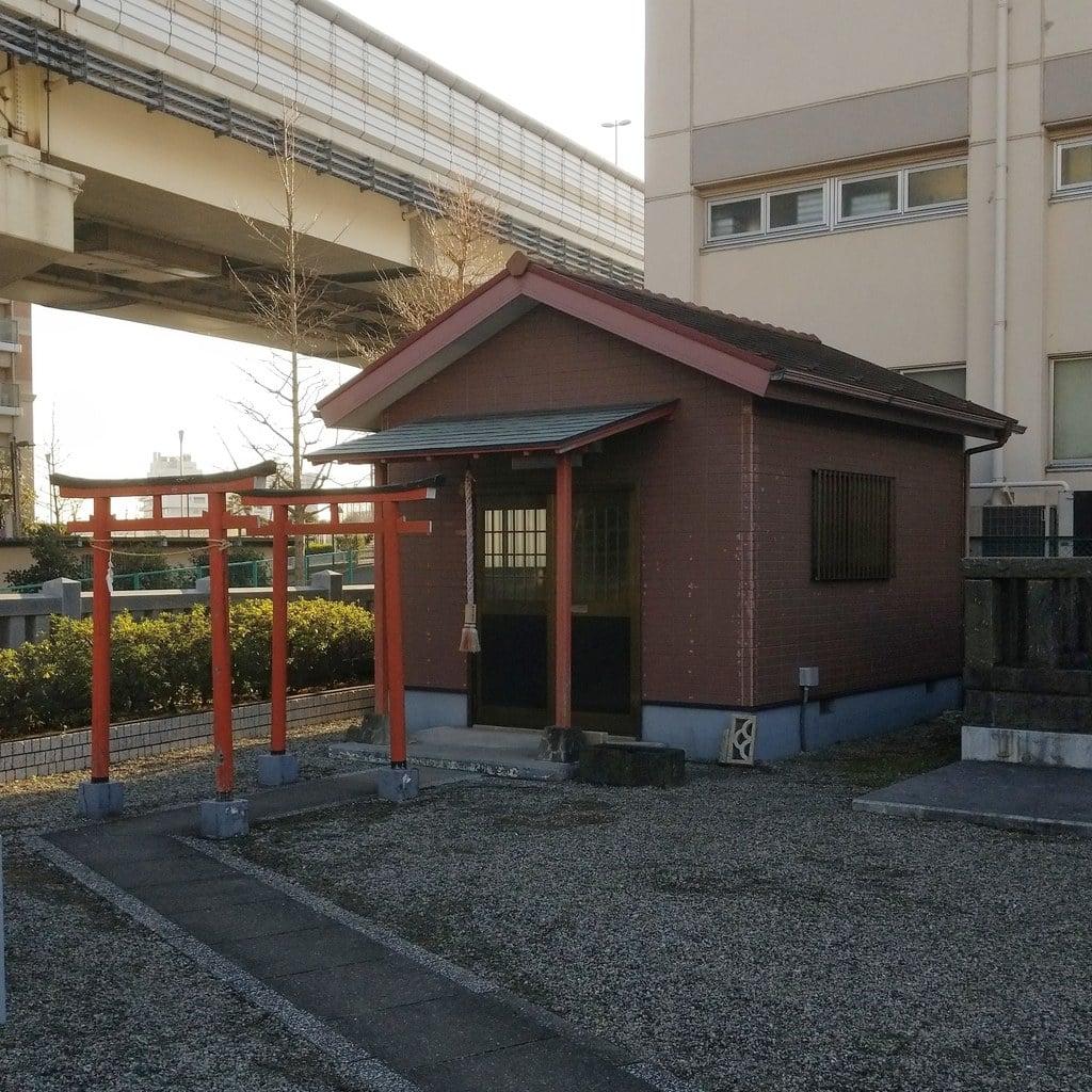 小松川神社の末社