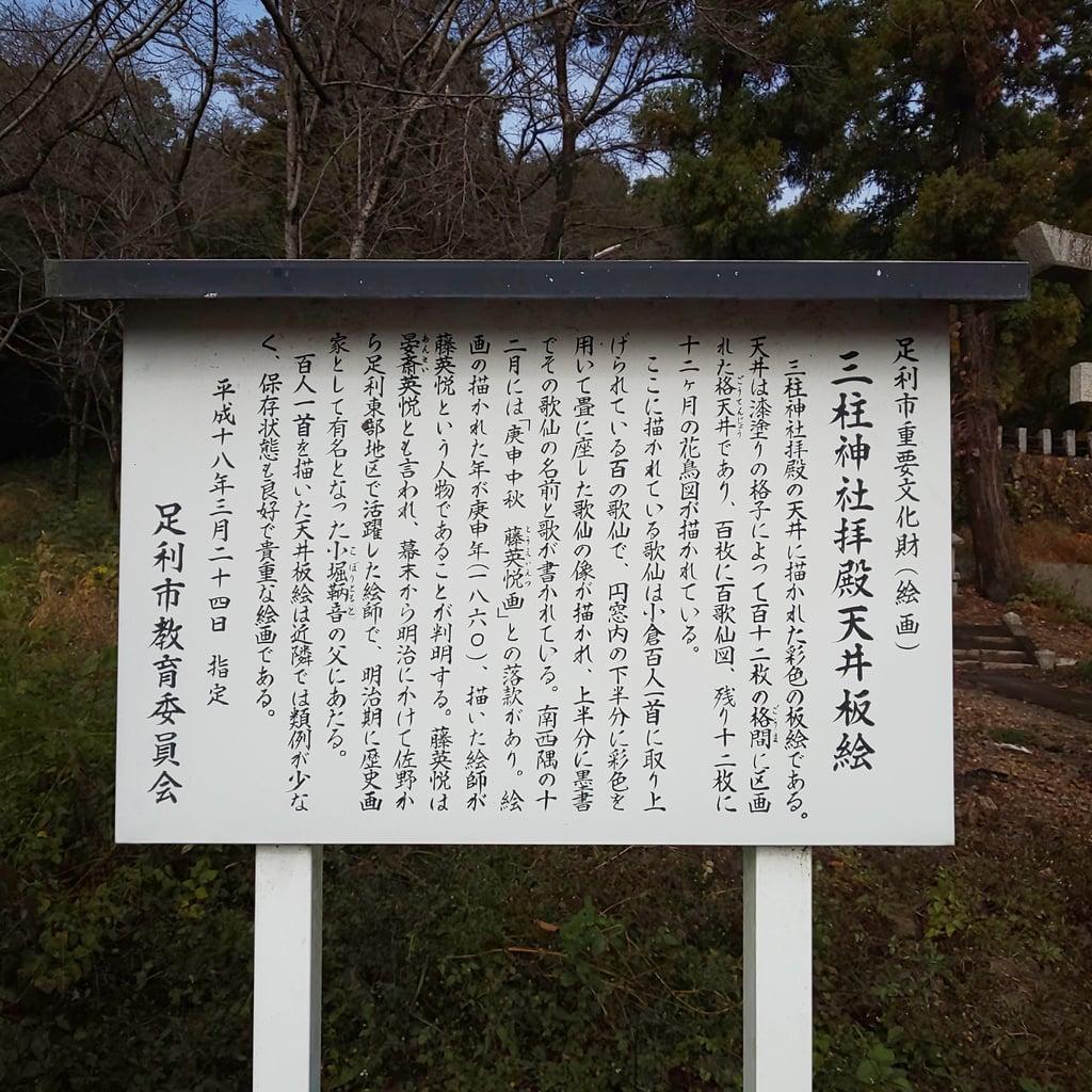 三柱神社(栃木県)