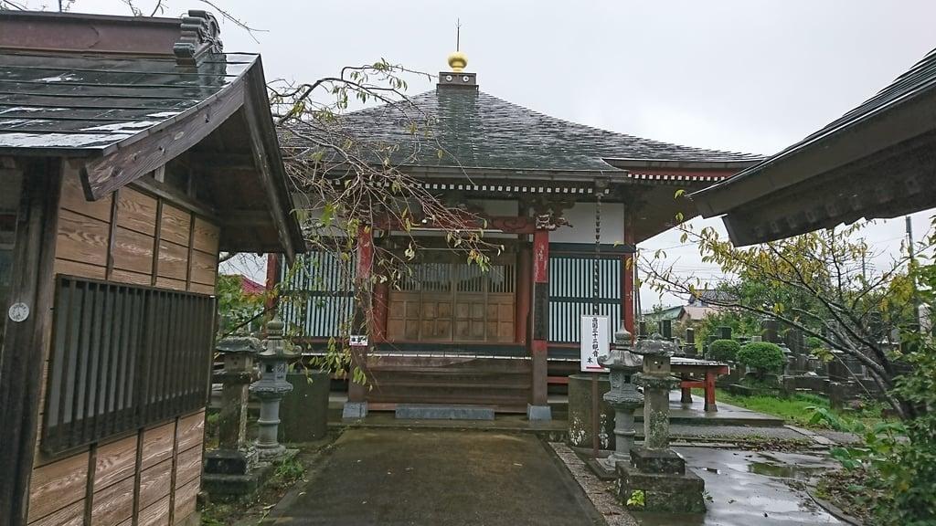 宝勝院(夷隅不動尊)(千葉県)