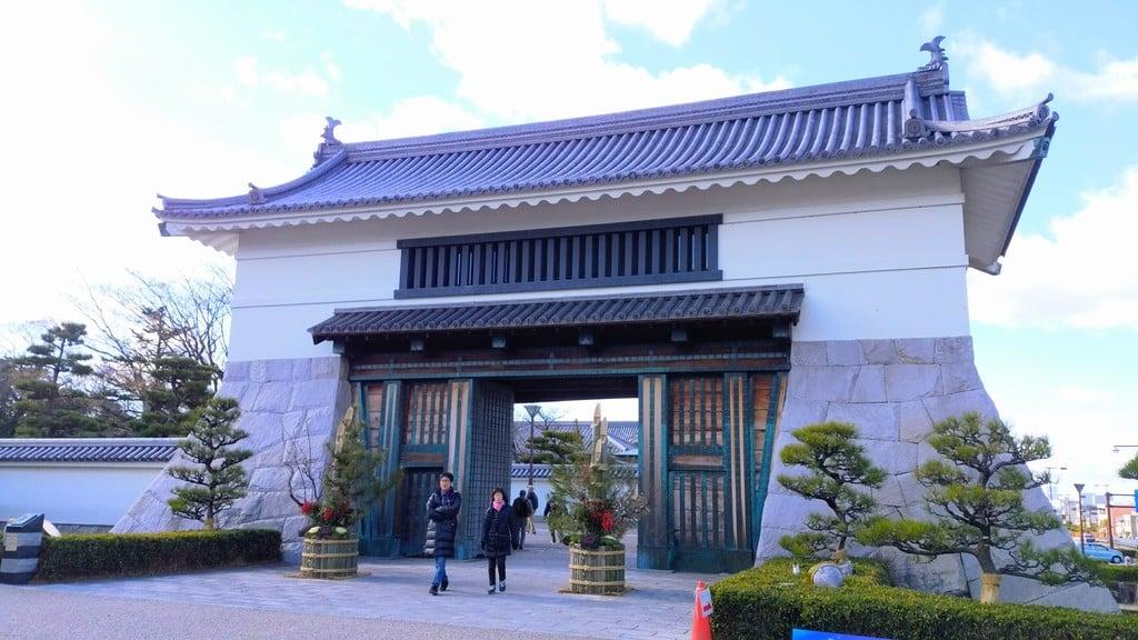 龍城神社の周辺