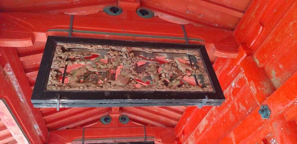 箱根神社の芸術