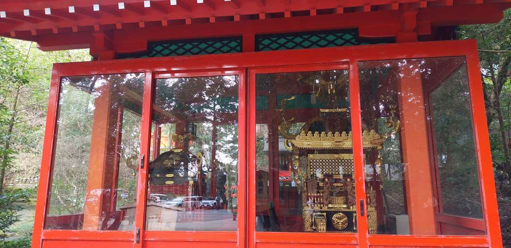 箱根神社のお祭り