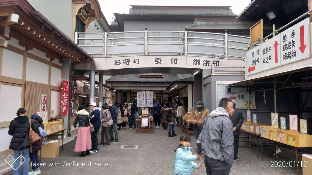 成田山川越別院(埼玉県)