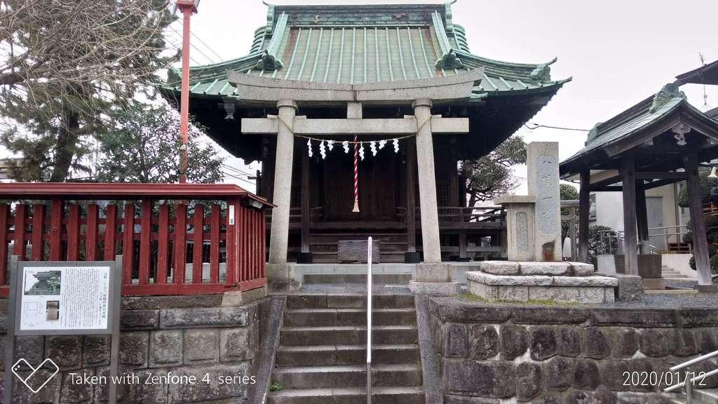 六塚稲荷神社(埼玉県)