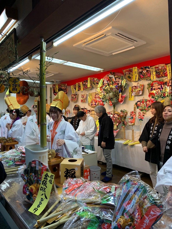 片埜神社のお祭り