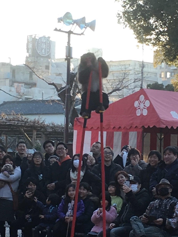 亀戸天神社のお祭り