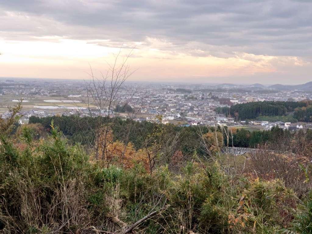 賀茂別雷神社の景色