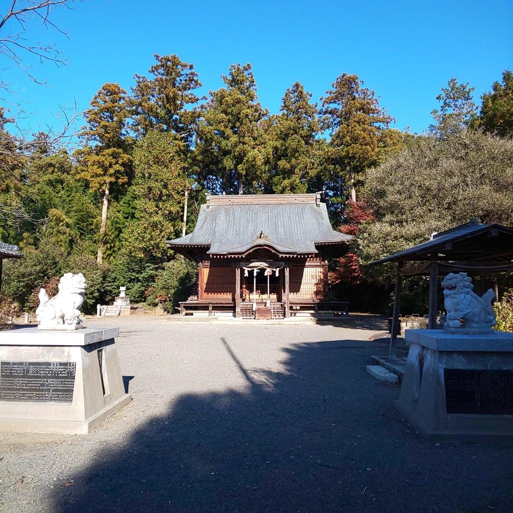 沼鉾神社の建物その他