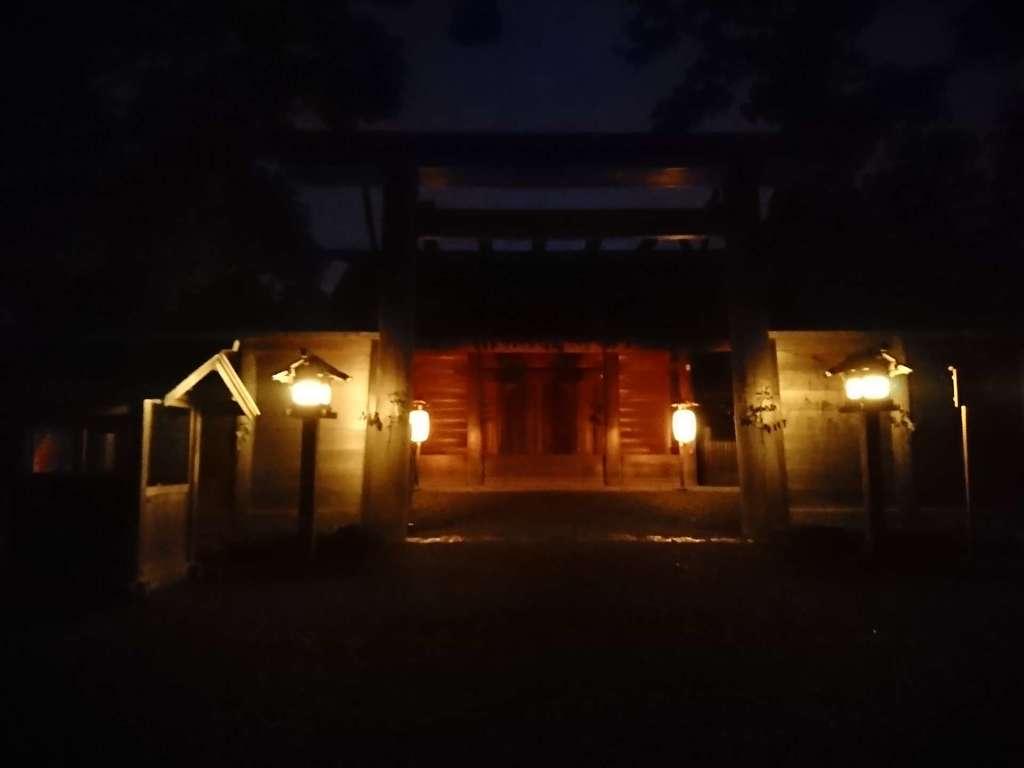 伊勢神宮外宮(豊受大神宮)の本殿