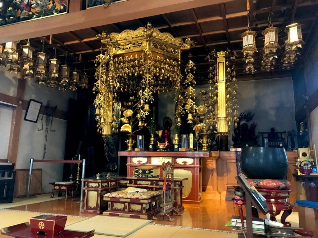 大林寺の本殿