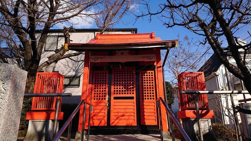 谷中稲荷神社(東京都)