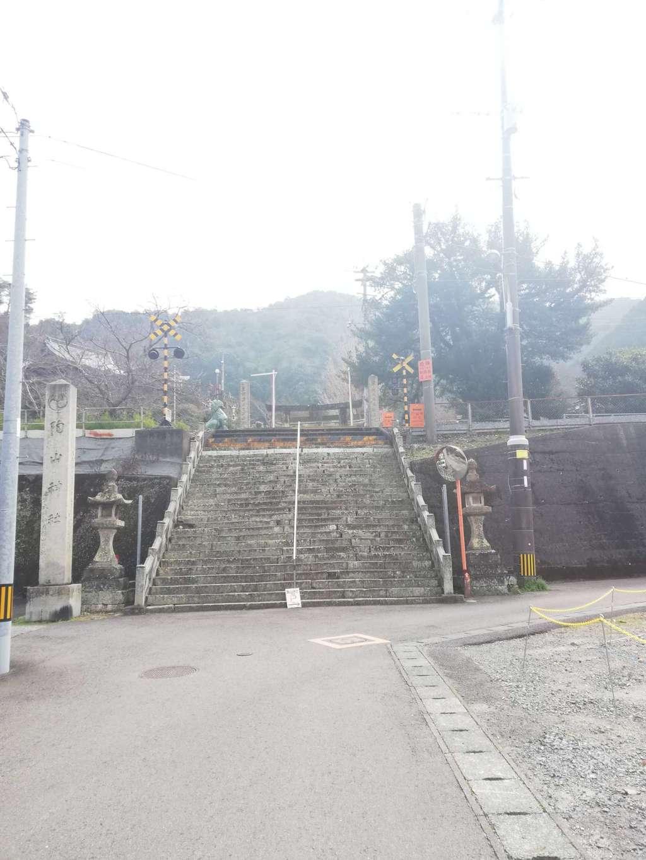 陶山神社の周辺