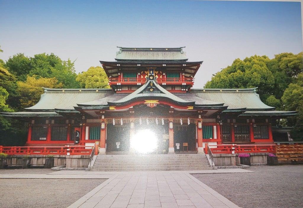 富岡八幡宮の授与品その他