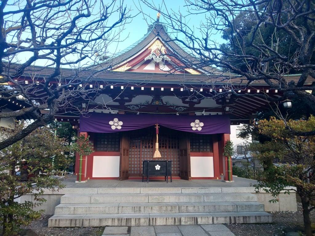 亀戸天神社の末社