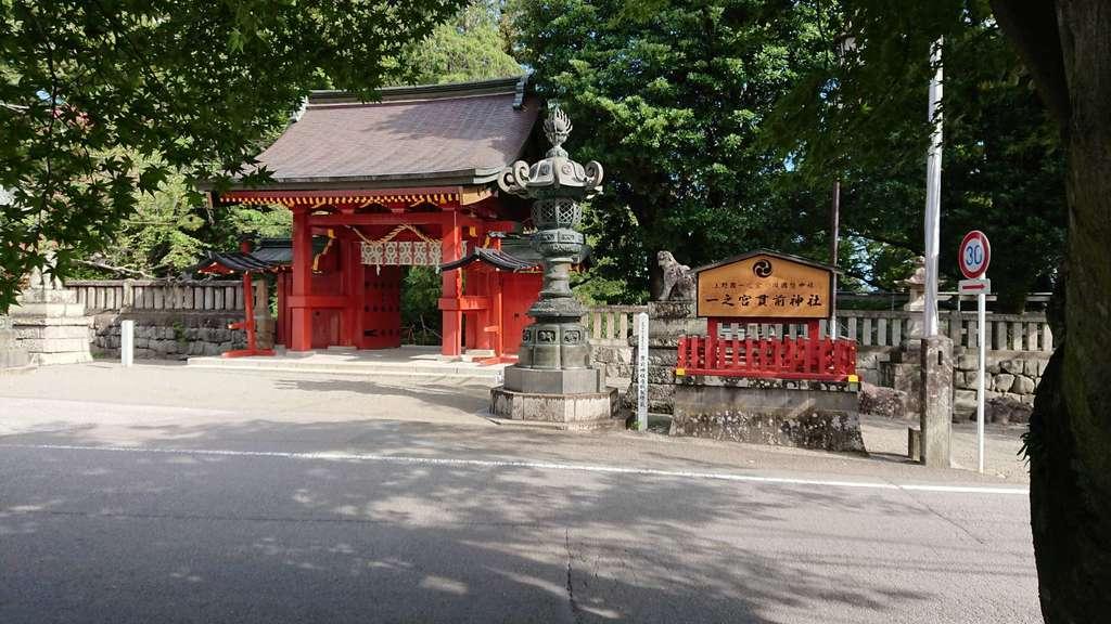 一之宮貫前神社(群馬県)