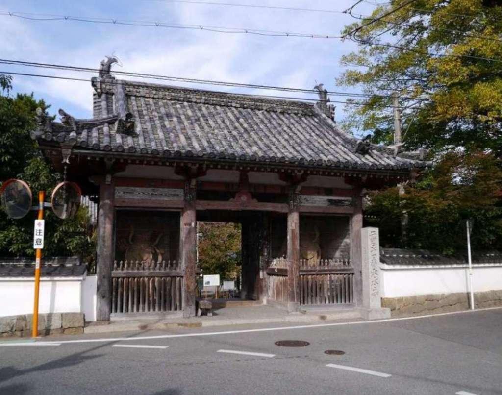 穴太寺(京都府)