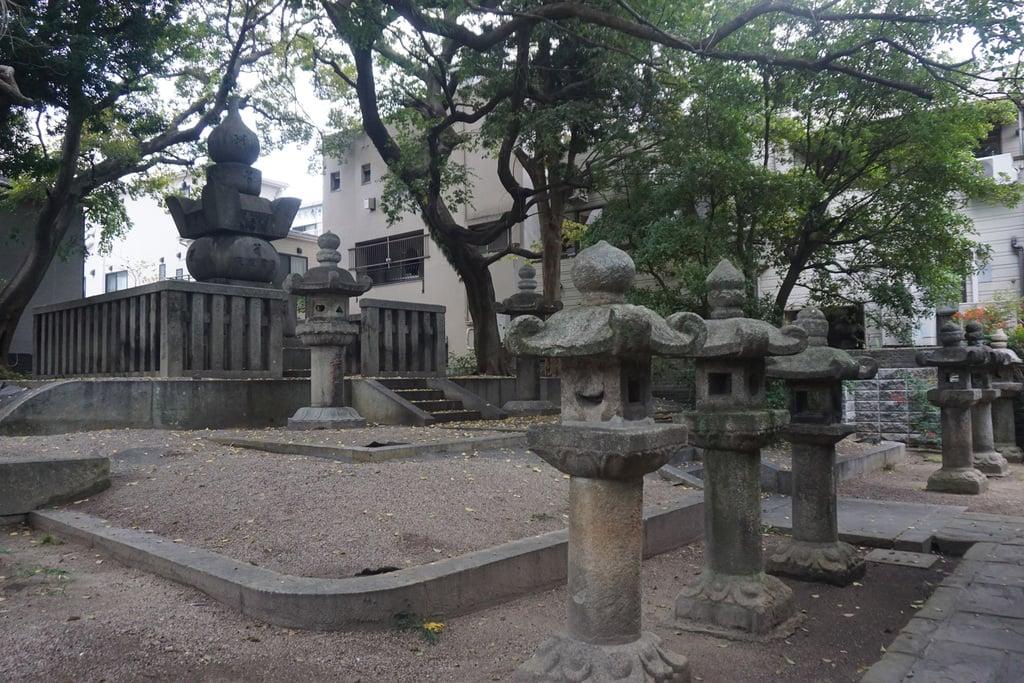 東長寺の塔