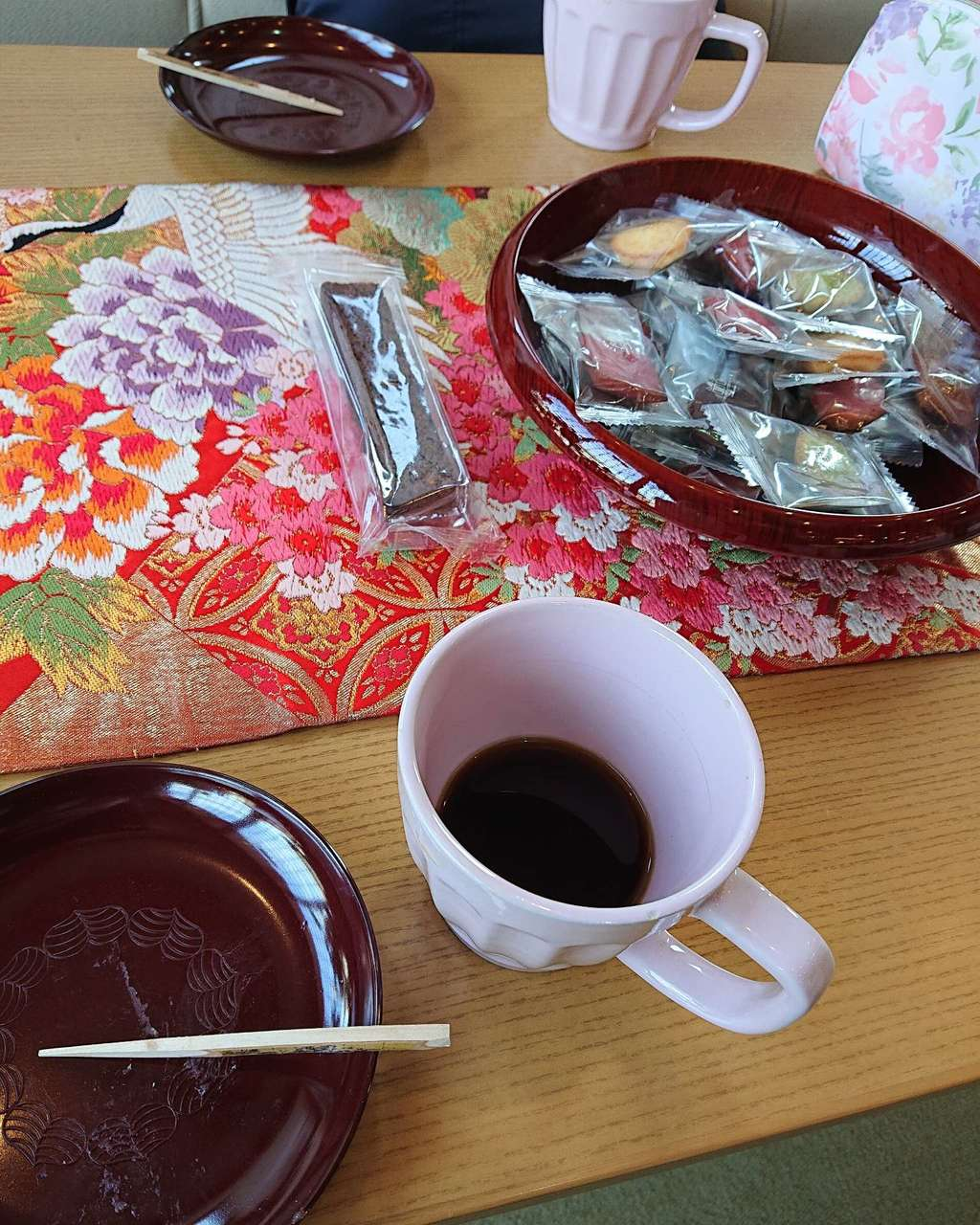 教西寺の食事