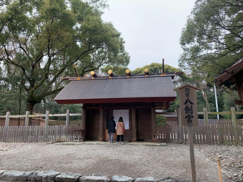 八剣宮(熱田神宮別宮)の建物その他
