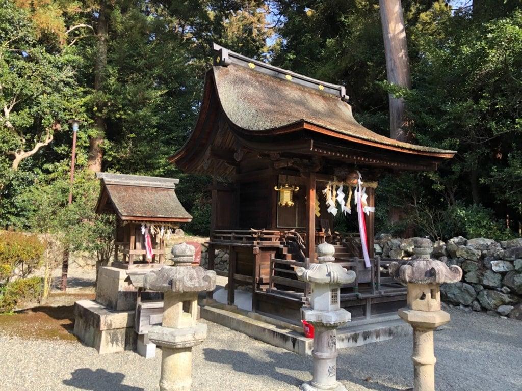 御上神社の末社