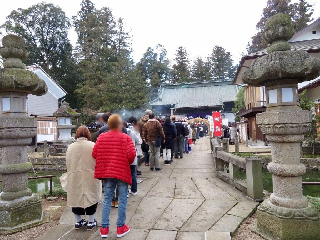 神炊館神社の建物その他