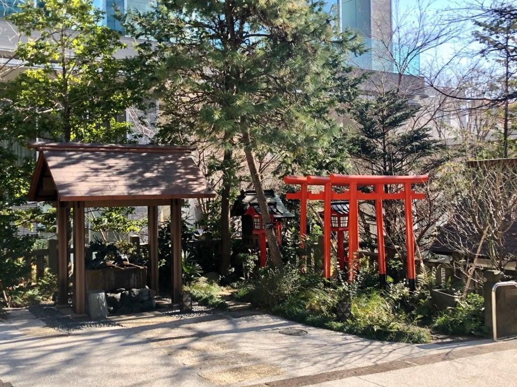 六本木天祖神社の建物その他