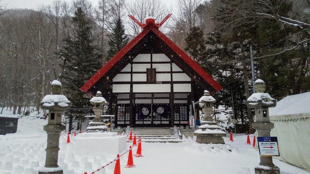 定山渓神社の建物その他