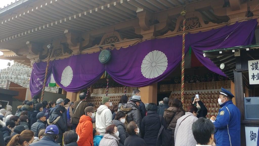 壬生寺のお祭り