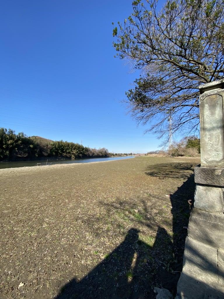 武蔵第六天神社の自然