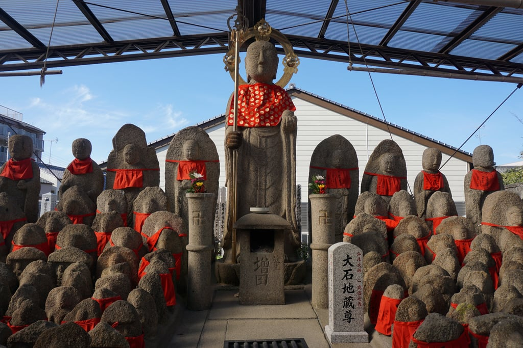 六道珍皇寺の地蔵