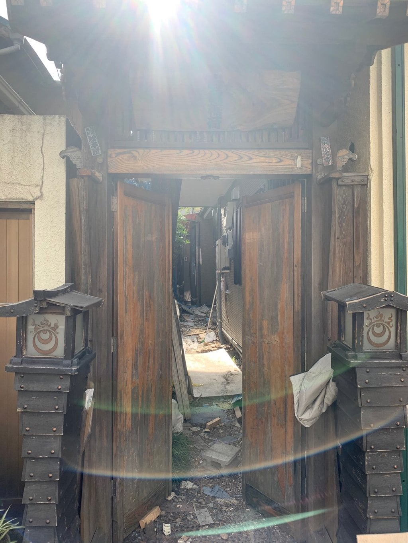 岩亀稲荷社(神奈川県)