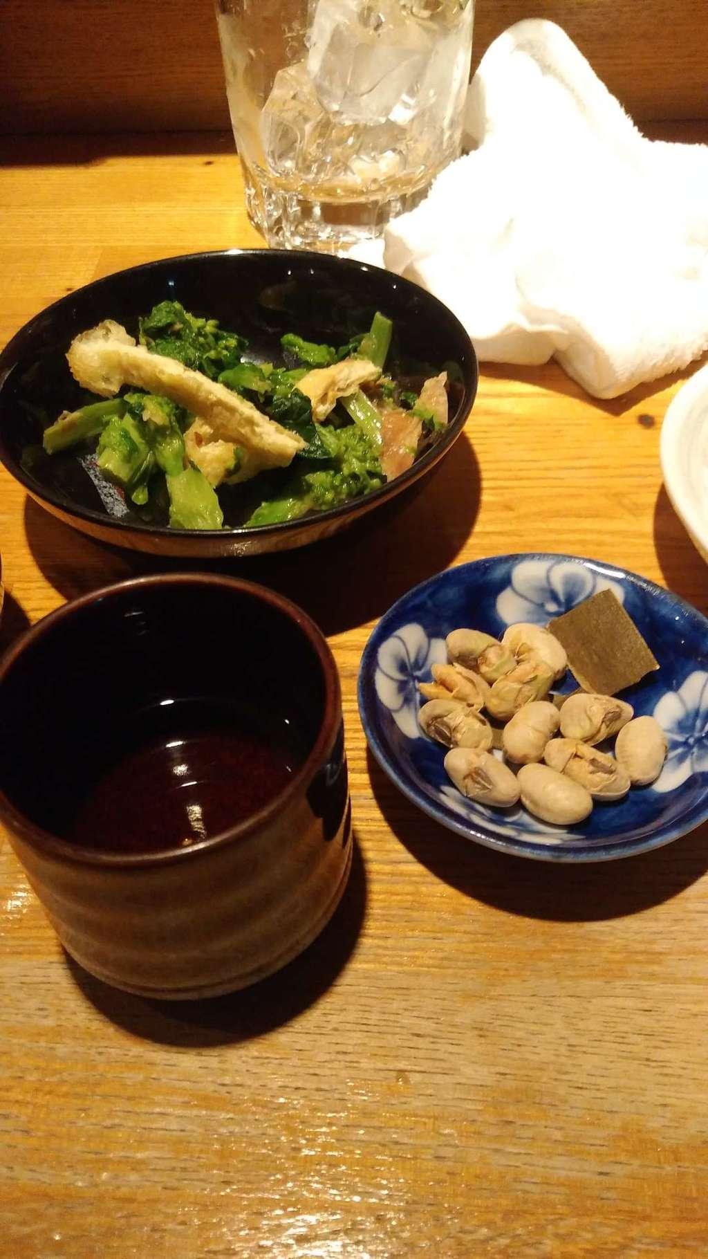 壬生寺の食事